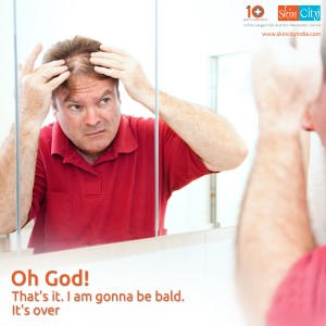Skin City India - Male Baldness Solution
