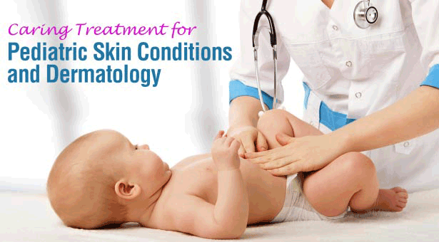 Caring Treatment for Pediatric Skin Conditions
