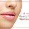 13 Winter Beauty Tips for Women's Lips