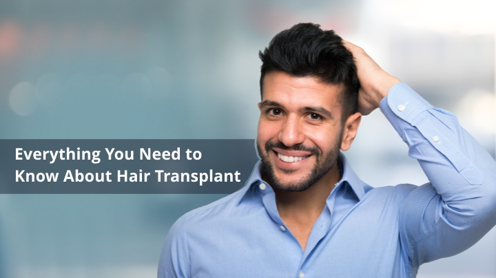 All About Hair Transplant